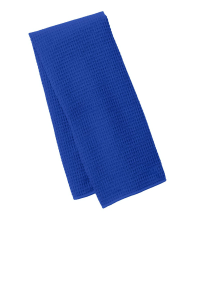 Port Authority® Waffle Microfiber Fitness Towel