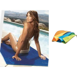 Reversible Beach Towel