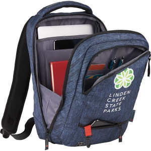 Wenger Meter Laptop Backpack - 15""